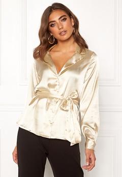 Make Way Meya blouse Champagne Bubbleroom.fi