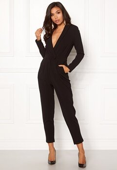 Make Way Odessa jumpsuit Black Bubbleroom.fi