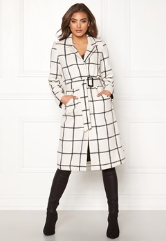 Make Way Penelope coat Checked Bubbleroom.fi