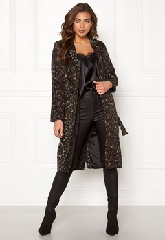 Make Way Penelope coat Leopard Bubbleroom.fi