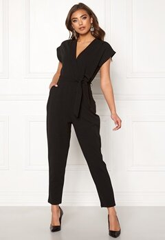 Make Way Rue jumpsuit Black Bubbleroom.fi