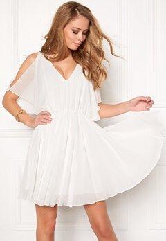 Make Way Sabine dress White Bubbleroom.fi