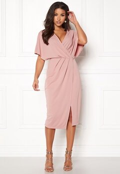 Make Way Selena dress Dusty pink Bubbleroom.fi dab713083e