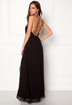 Make Way Sierra Prom Dress Black Bubbleroom.fi