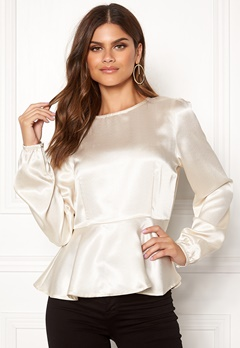 Make Way Victoria blouse Champagne Bubbleroom.fi