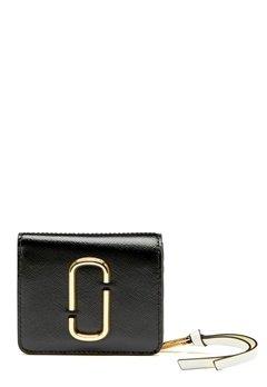 The Marc Jacobs Mini Compact Wallet Black Multi Bubbleroom.fi