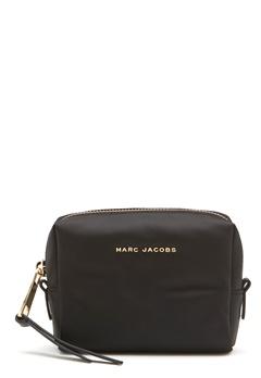 Marc Jacobs Small Cosmetic Bag Black Bubbleroom.fi