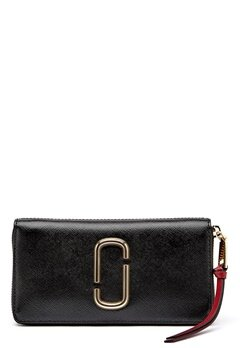 Marc Jacobs Standard Continental Wallet 014 Black Bubbleroom.fi