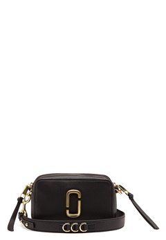 The Marc Jacobs The Softshot 21 Black Bubbleroom.fi