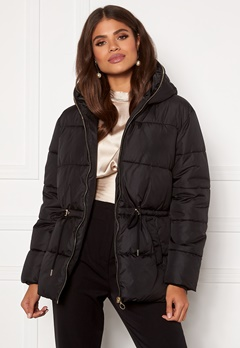 Martine Lunde X Bubbleroom Puffer jacket  Black Bubbleroom.fi
