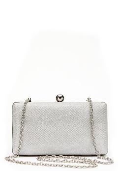 Menbur Basseterre Bag Silver Bubbleroom.fi