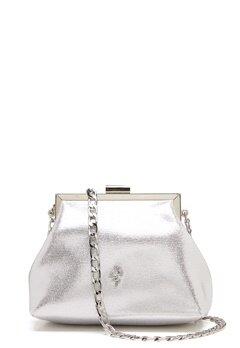 Menbur Glitter Soft Bag Silver Bubbleroom.fi