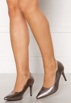 Menbur Metallic Pump Taupe Bubbleroom.fi