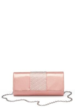 Menbur Rhinestone Glitter Clutch Even Rose Bubbleroom.fi