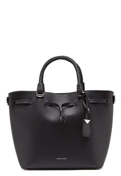 Michael Michael Kors Blakely Bucket Bag Black Bubbleroom.fi