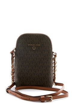 Michael Michael Kors Chain Crossbody Brown/Acorn Bubbleroom.fi