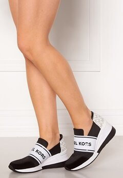Michael Michael Kors Felix Trainer Black/Optic White Bubbleroom.fi