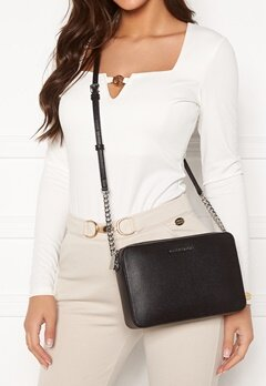 Michael Michael Kors Large Crossbody 001 Black Bubbleroom.fi