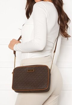 Michael Michael Kors Large Crossbody 200 Brown Bubbleroom.fi