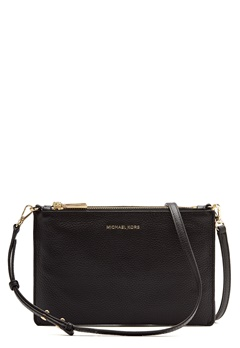 Michael Michael Kors Pebble Crossbody Black Bubbleroom.fi