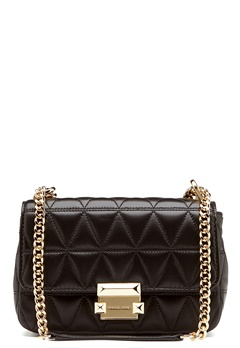 Michael Michael Kors Sloan Shoulder Bag Black Bubbleroom.fi