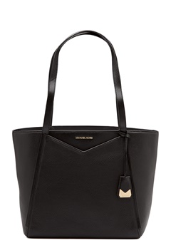 Michael Michael Kors Whitney Large Tote Black Bubbleroom.fi