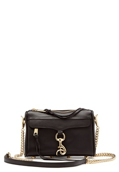 Rebecca Minkoff Mini Mac Bag Black Bubbleroom.fi