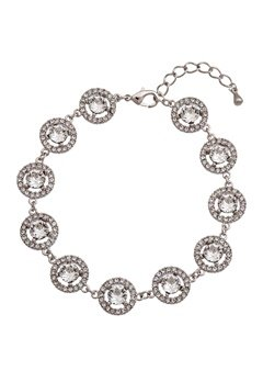 LILY AND ROSE Miranda Bracelet Crystal Bubbleroom.fi
