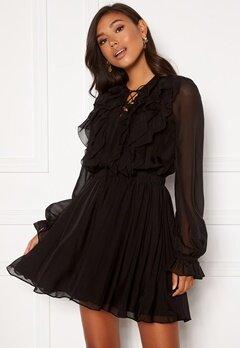 Miss Sixty DJ0320 Dress Black Bubbleroom.fi