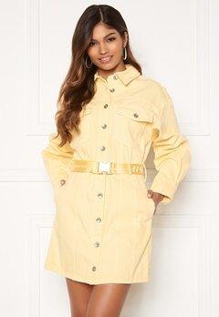 Miss Sixty DJ3790 Dress Yellow Bubbleroom.fi