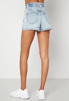 Miss Sixty JJ3340 Shorts Light Blue Bubbleroom.fi
