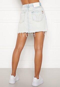 Miss Sixty KJ2520 Skirt Light Blue Bubbleroom.fi