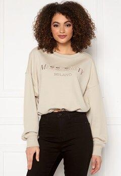 Miss Sixty TJ3560 Sweatshirt Pale Apricot Bubbleroom.fi