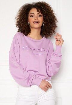 Miss Sixty TJ3560 Sweatshirt Purple Bubbleroom.fi