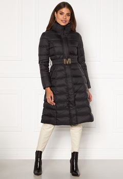 Miss Sixty YJ4320 Coat Black Bubbleroom.fi