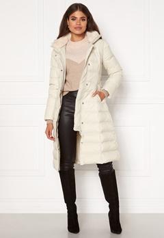 Miss Sixty YJ4320 Coat Light Grey Bubbleroom.fi