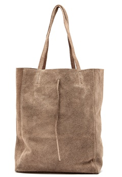 Moda Ex Shopper Bag Taupe Bubbleroom.fi