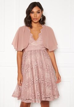 Moments New York Amelia Cover up Dusty pink Bubbleroom.fi