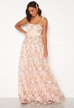 Moments New York Grace Floral Gown Floral Bubbleroom.fi