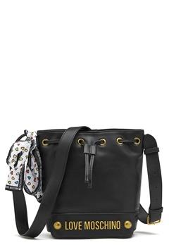 Love Moschino Mule Bag 000 Black Bubbleroom.fi