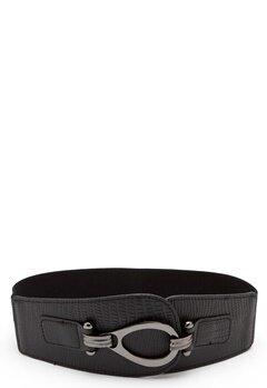 VERO MODA Myra Elastic Waist Belt Black Bubbleroom.fi