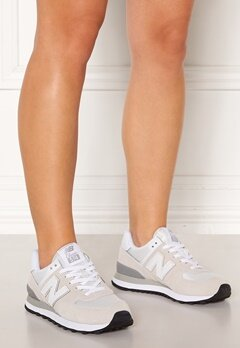 New Balance WL574 Sneakers White/White Bubbleroom.fi