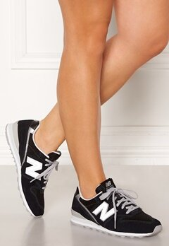 New Balance WL996 Sneakers Black/Silver Bubbleroom.fi