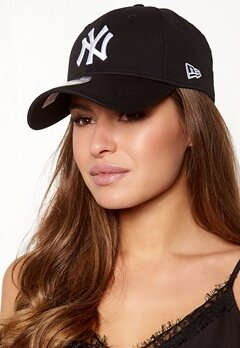 New Era 940 League Basic Black Bubbleroom.fi