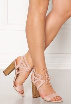 New Look Oaker Strappy Sandal Oatmeal Bubbleroom.fi