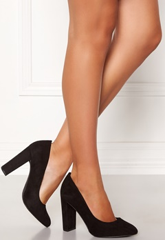 New Look Sharona Heel Black Bubbleroom.fi