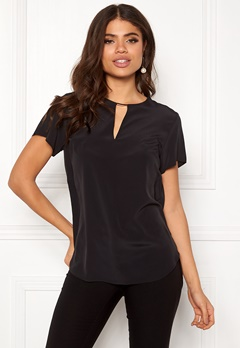 New Look Silky Noah Tee Black Bubbleroom.fi