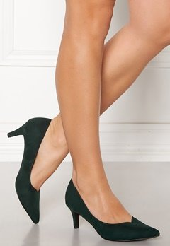 New Look Skal Shoes Dark Green Bubbleroom.fi