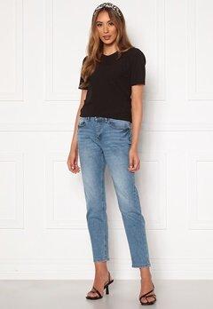 Jacqueline de Yong Newtyson Girlfriend Jeans Light Blue Denim Bubbleroom.fi
