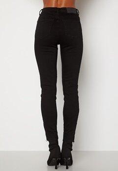 Noisy May Kimmy Ankel Dart Jeans Black Bubbleroom.fi